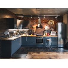 Кухня Лофт основные стилистические требования и полезные советы