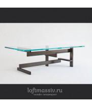 """Столик журнальный """"Индустриал"""""""