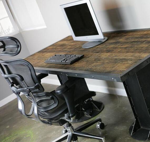 Столы в стиле Лофт Индастриал